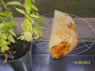 recette - Essaye la recette 1 : le calzone de Cuisine Gourmande Cuisin11