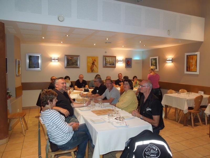 PHOTOS balade ALSACE 11/08/2012 Diner110