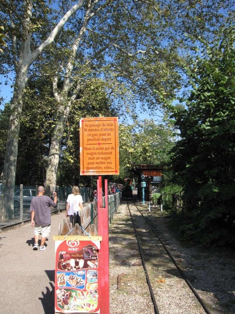 Petit train du Parc de la Tête d'Or à Lyon Img_0114