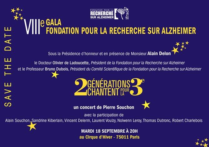 Concert de soutien contre la maladie d'Alzheimer - Paris - 21 Septembre 29162710