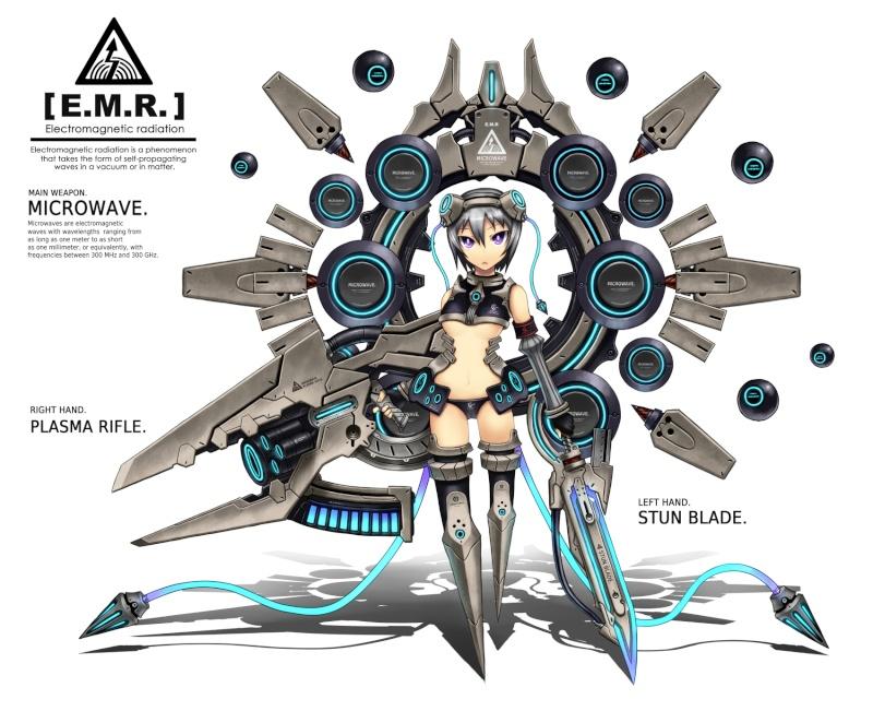 Cosmic Break Fanart [mostly by unknown artists] Emr10