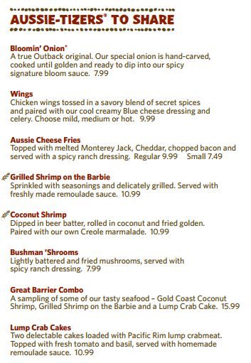 Outback Steakhouse Apps10