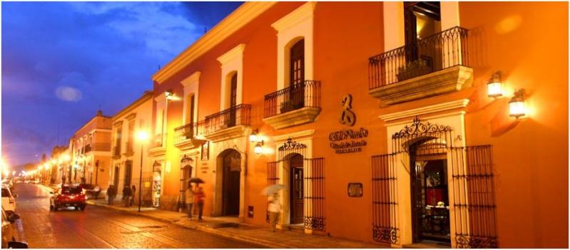 Oaxaca Hotels & Hotel CasAntica Casant10