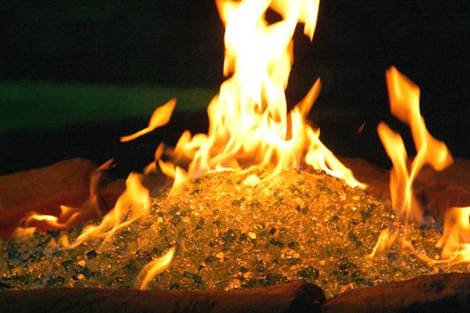 Fireplace Log Set Contac10