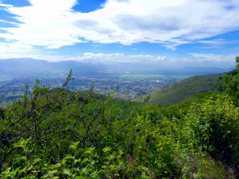 Monte Alban - Oaxaca, Mexico Dscn3812