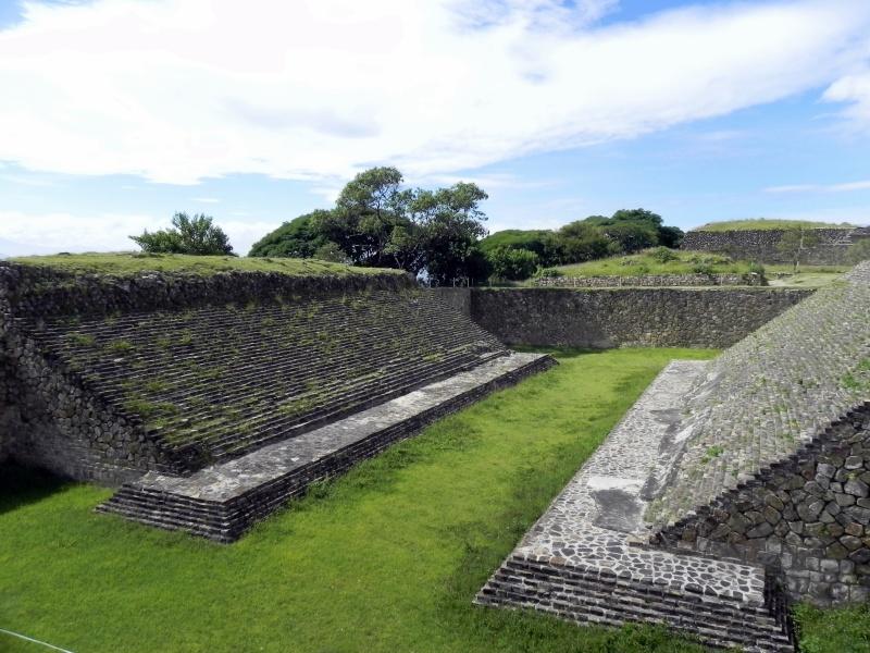 Monte Alban - Oaxaca, Mexico Dscn3813