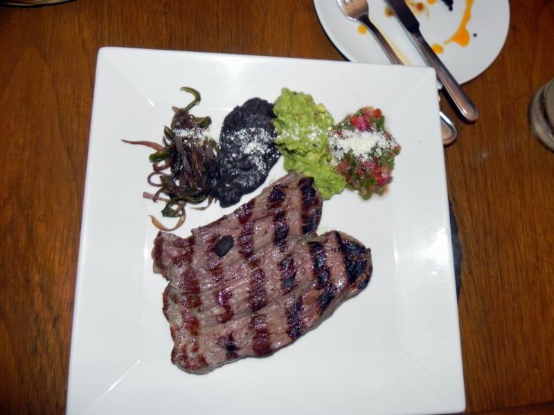 Las Danzantes Restaurant - Oaxaca, Mexico Dscn3912