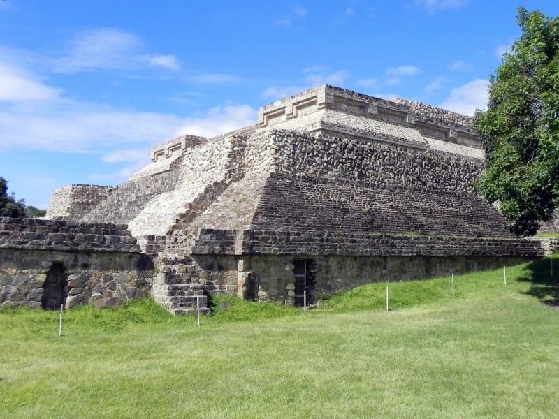 Monte Alban - Oaxaca, Mexico Dscn3913