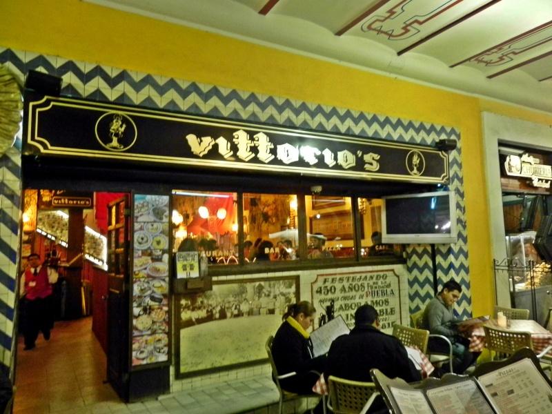 Vittorio's - Puebla, Mexico Dscn4110