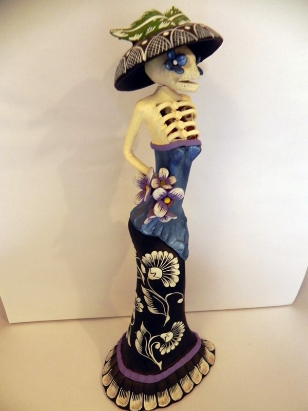 New Talavera Day of the Dead Products Dscn4513