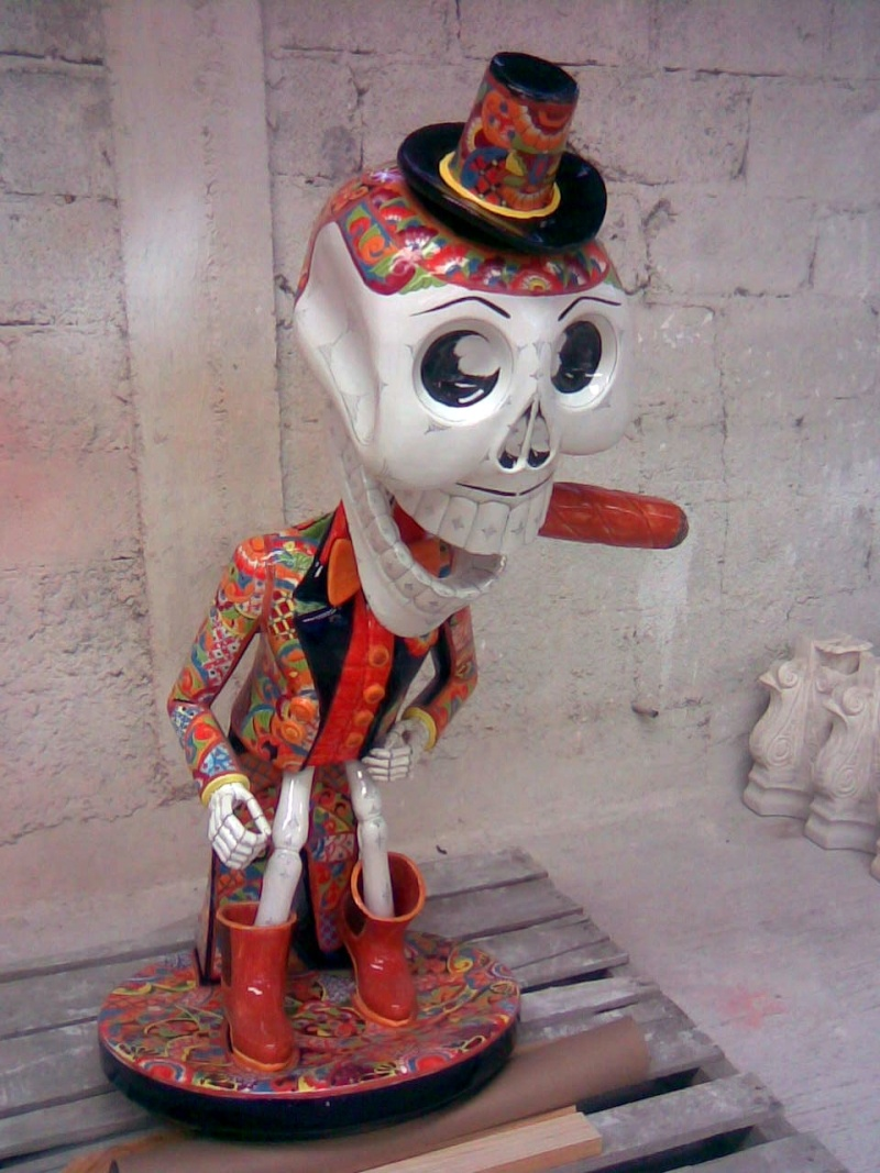 New Talavera Day of the Dead Products Imagen10