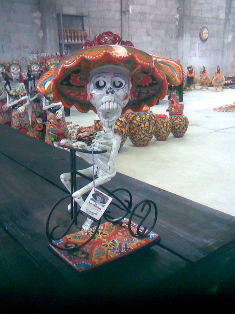 New Talavera Day of the Dead Products Imagen11