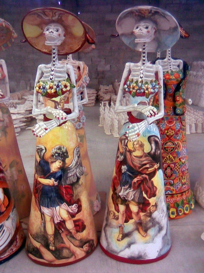 New Talavera Day of the Dead Products Imagen12