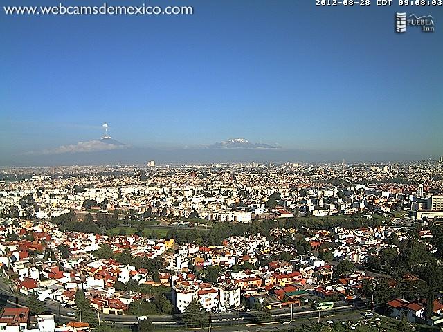 Hotel Royalty - Puebla, Mexico Live210