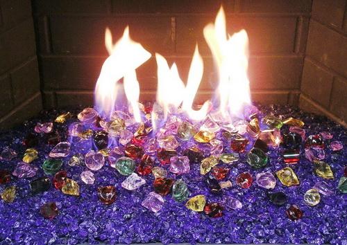 Fireplace Log Set Mix10