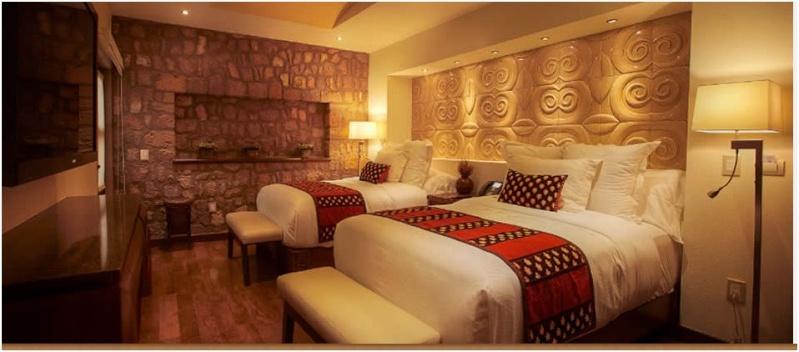 Hotel de la Soledad - Morelia Room10