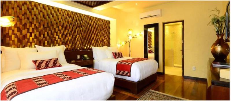 Hotel de la Soledad - Morelia Room210