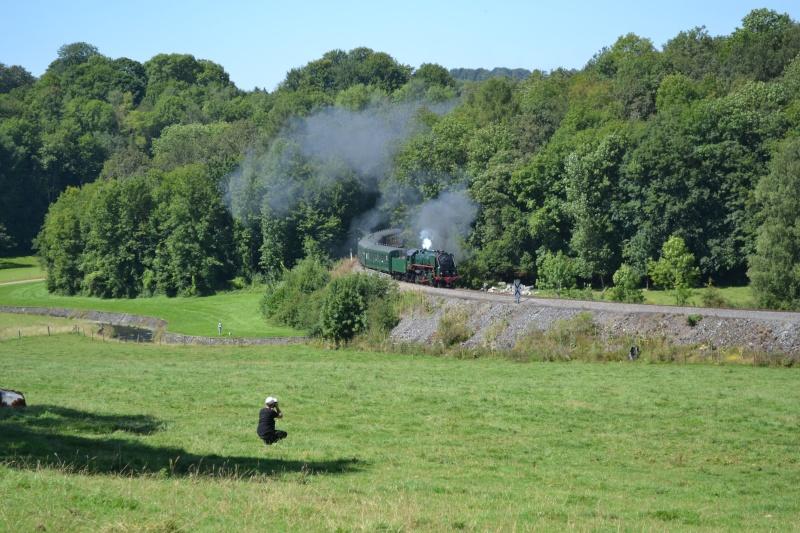 [ PFT ] - Festival vapeur du CFB ( Chemin de Fer du Bocq ) Dsc_0312