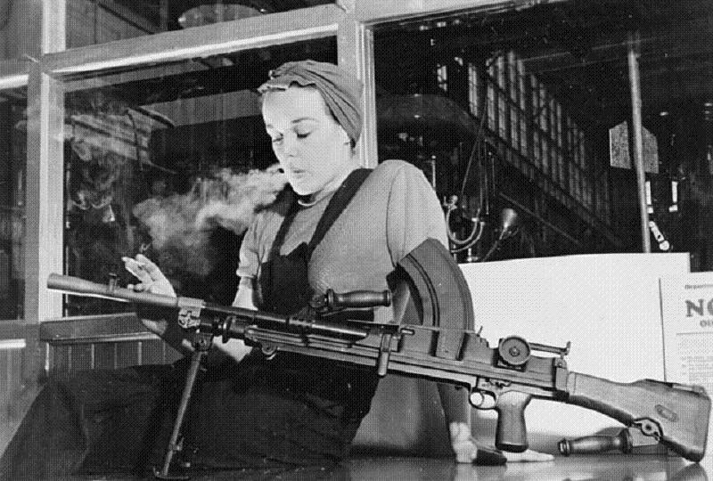 WWII in USA Veroni12
