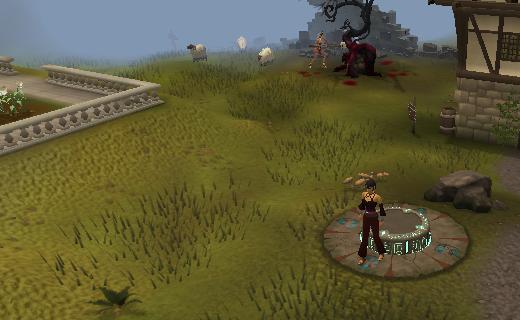 Blood Tree Hunting Alien929