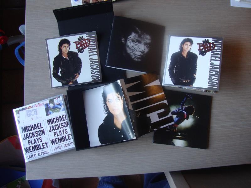 """Michael Jackson """"Bad"""" 25 Th Anniversaire Dsc02610"""