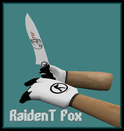 Cuchillo LOL Admins11