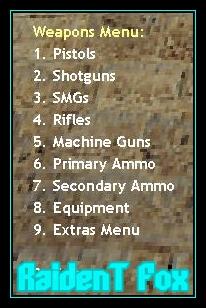 Weapon Menu Weapon10