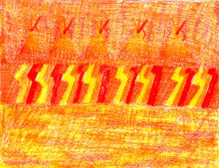 Les 16 secrets perdus d'Helbeda, la mission des 8 cristaux..  Backgr18