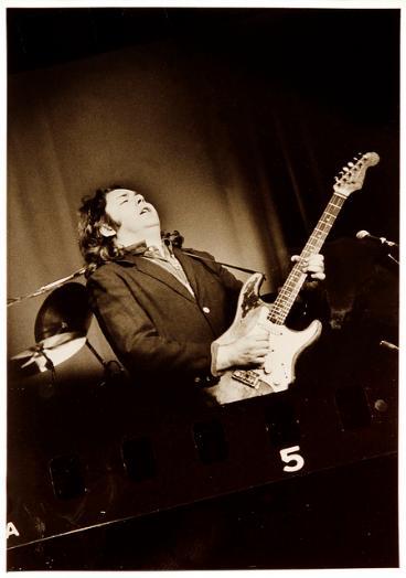 Ulster Hall - Belfast (Irlande du Nord) - 22 février 1988 (Reconstructing Light) Rory_o10