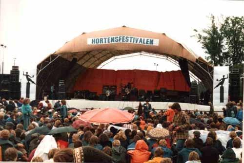 Photos de Sigmund Ruud - Hortensfestival -Horten (Norvège)- 2 juillet 1978 Scenen10