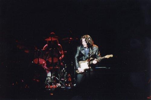 Photos de Tom Byrnes - Enmore Theatre - Sydney (Australie) - 1er Mars 1991 Sydney10