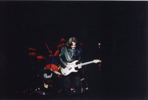 Photos de Tom Byrnes - Enmore Theatre - Sydney (Australie) - 1er Mars 1991 Sydney11