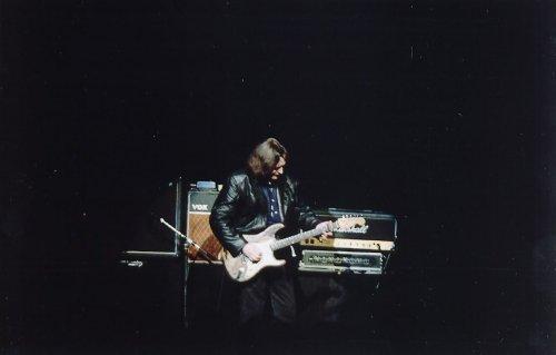 Photos de Tom Byrnes - Enmore Theatre - Sydney (Australie) - 1er Mars 1991 Sydney12