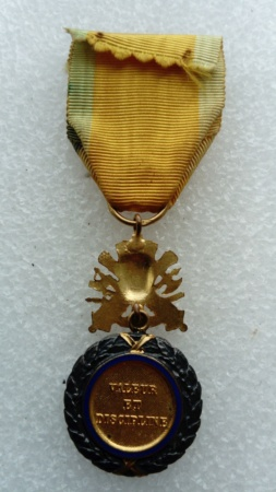 Médaille 🎖 valeur eeett. Discipline...  Dsc_0520