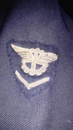 Insignes de col de vestr armée de l'air.  Dsc_0711