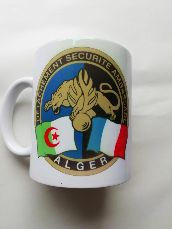 écusson gendarmerie prévôtale Djibouti Img_2117