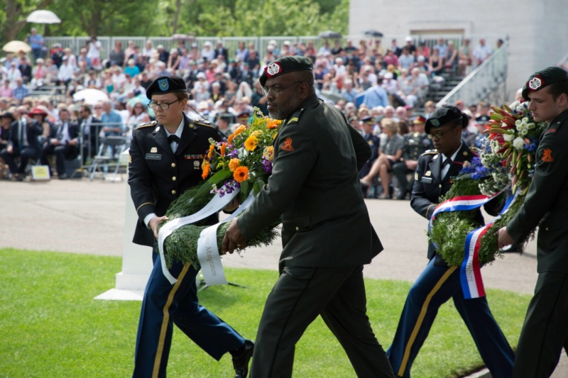 Memorial Day dimanche 26 mai 2019 at Netherlands American Cemetery 48355910