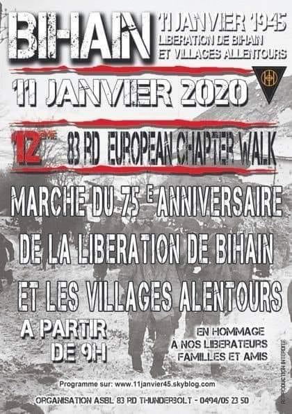 Marche de Bihain - 11 janvier 2020 71216610