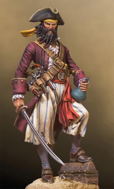 GB Piraterie - Blackbeard  Image42
