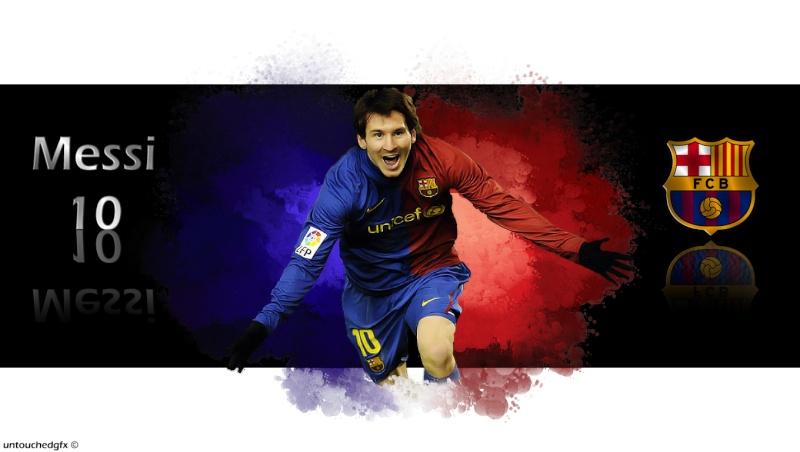 Wallpapers de Leonel Messi. Acara128