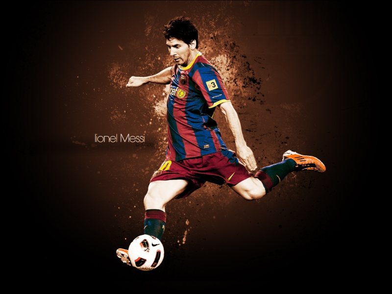 Wallpapers de Leonel Messi. Acara133
