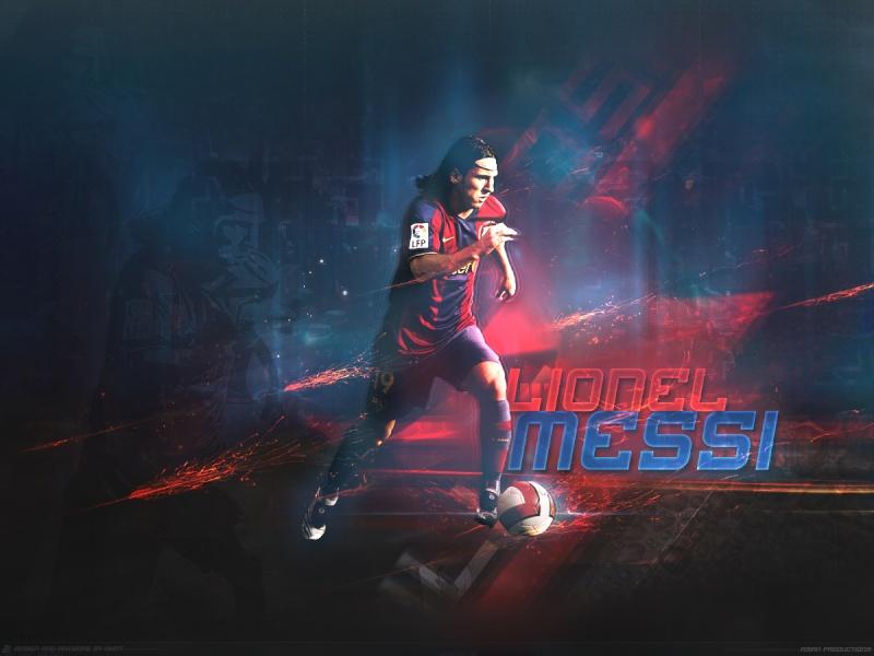 Wallpapers de Leonel Messi. Acara136