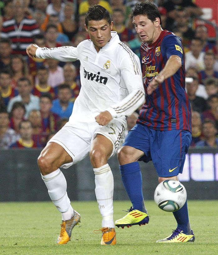 Messi y Cristiano nuevamente pelean por el balon de oro. Messi_10