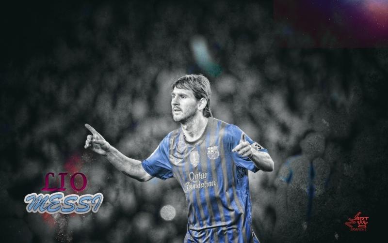 Wallpapers de Leonel Messi. Messi_14