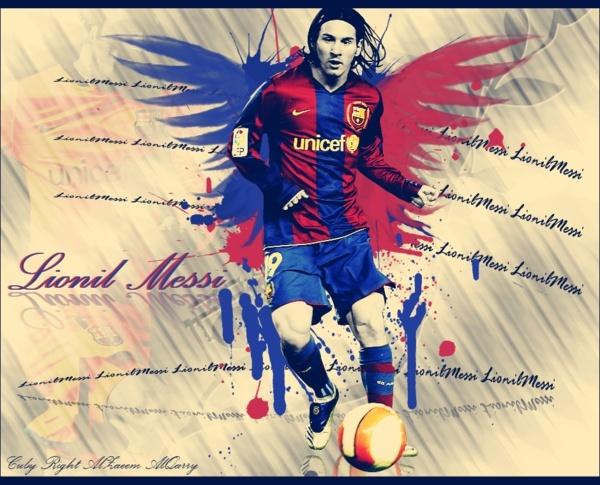 Wallpapers de Leonel Messi. Messi_16