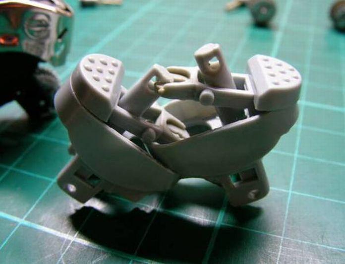 Hacer una moto con dos encendedores. ( Tambien Video paso a paso.) Moto310