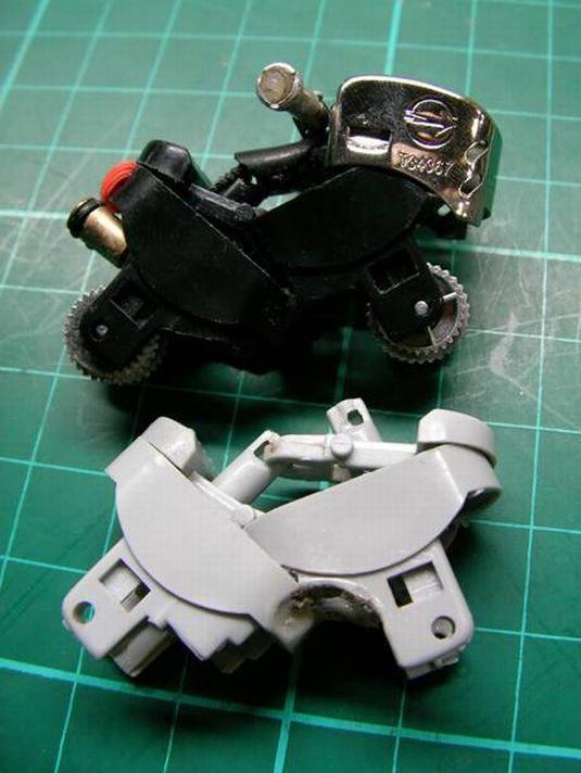 Hacer una moto con dos encendedores. ( Tambien Video paso a paso.) Moto510