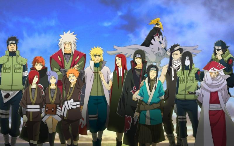 Wallpapers de Naruto Shippuden. Naru1510