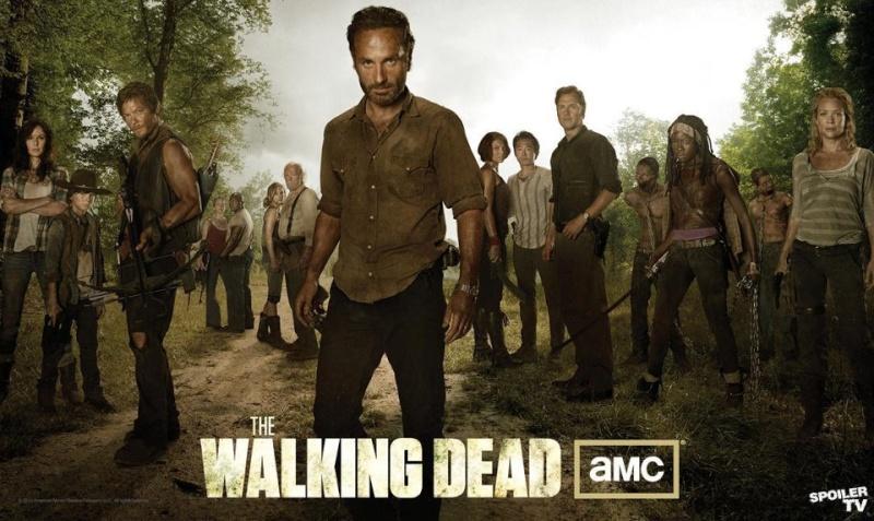 The Walking Dead [ Todo sobre la serie ] - Página 2 Poster10
