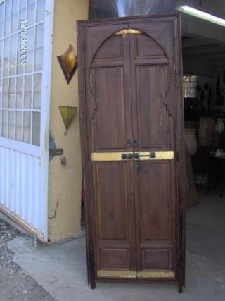 [camille] chambre marocaine Porte_10